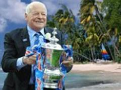 Dave Whelan to take FA Cup to Barbados