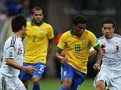 Tottenham ready £15m bid for Brazil's Paulinho in plan to beat Roma and Inter Milan to midfielder's signature