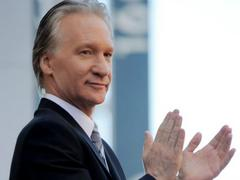 Vegas Columnist Compares Conservative Heckling Bill Maher to Recent Mass Shootings