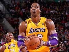 nba rumors: lakers considering trading dwight howard to rockets for jeremy lin, omer asik?