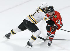 LIVE: Boston Bruins vs. Chicago Blackhawks, Game 3