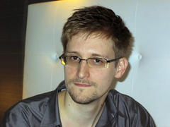 NSA leaker Edward Snowden's path from security guard to security clearance